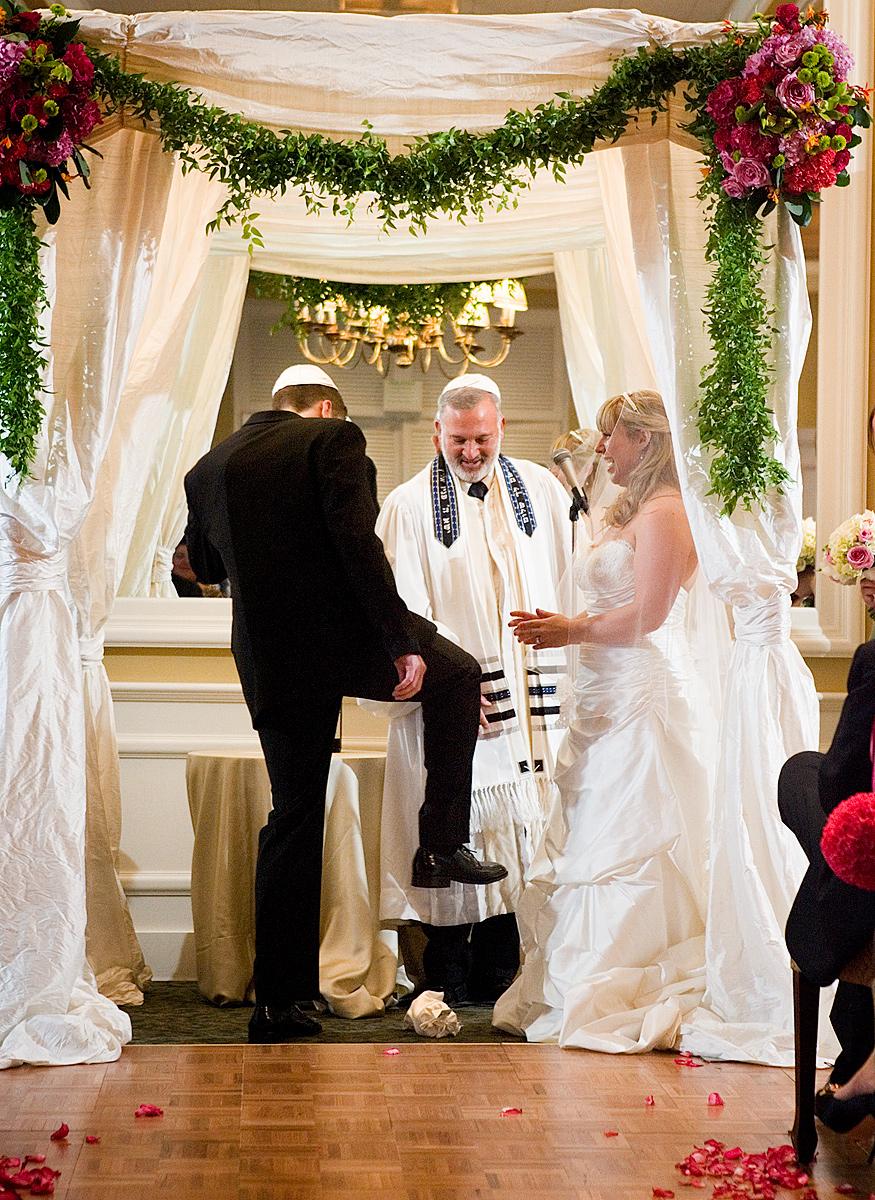 Jewish Wedding Gifts Glass Breaking Bag Gift Ideas